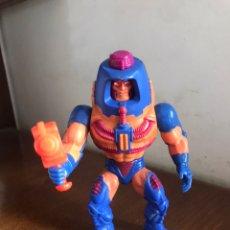 Figuras Masters del Universo: MOTU VINTAGE MAN E FACES TAIWAN, MASTER OF THE UNIVERSE. Lote 222255005