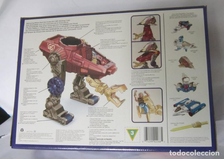 Figuras Masters del Universo: NAVE HE MAN TERRAPOD, DE MATTEL, EN CAJA. CC - Foto 2 - 222627028