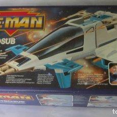 Figuras Masters del Universo: HE-MAN ASTROSUB EN CAJA. CC. Lote 222627136