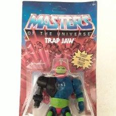 Figuras Masters del Universo: TRAP JAW ORIGINS MASTERS DEL UNIVERSO MATTEL. Lote 287826038