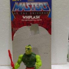 Figuras Masters del Universo: MOTU WHIPLASH HE-MAN DE MASTERS DEL UNIVERSO DE 1983.. Lote 237213375