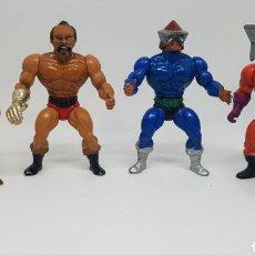 Figuras Masters del Universo: LOTE FIGURAS HEMAN HE MAN MASTERS DEL UNIVERSO MOTU CAB. Lote 224664216