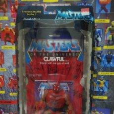 Figuras Os Masters do Universo: MASTERS DEL UNIVERSO CLAWFUL LIMITED EDITION EDICION COMMEMORATIVA 2001 MASTERS OF THE UNIVERSE. Lote 225582982