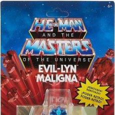 Figuras Masters del Universo: EVIL-LYN MASTERS OF THE UNIVERSE ORIGINS MATTEL. Lote 287798893