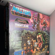 Figuras Masters del Universo: FRIGHT ZONE EN CAJA SIN ABRIR ❤️ MOTU MASTERS DEL UNIVERSO HEMAN HORDAK. Lote 228897155