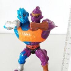 Figuras Masters del Universo: TWO BAD MASTERS UNIVERSO MOTU FIGURA ACCIÓN MUÑECO FRANCE. Lote 229075555