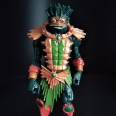 Figure Masters del Universo: MER-MAN - HE-MAN MASTERS DEL UNIVERSO SERIE MODERNA 2002, MOTU MERMAN. Lote 229429470