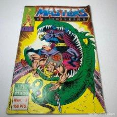 Figuras Masters del Universo: CÓMIC MASTERS DEL UNIVERSO NÚM. 9 - HE MAN. Lote 233571405