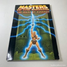Figuras Masters del Universo: COMIC MASTERS OF THE UNIVERSE - THE SHARD OF DARKNESS - 2002. Lote 233572625