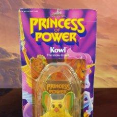 Figuras Masters del Universo: PRINCESS OF POWER - SHE RA - KOWL - MOTU - MASTERS DEL UNIVERSO - HE MAN - UNIVERSE - MOC. Lote 235262030