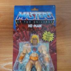 Figuras Masters del Universo: FIGURA ARTICULADA HE-MAN MASTERS DEL UNIVERSO (MASTERS OF THE UNIVERSE) MATTEL. Lote 235264655