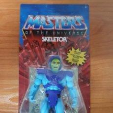 Figuras Masters del Universo: FIGURA ARTICULADA SKELETOR MASTERS DEL UNIVERSO (MASTERS OF THE UNIVERSE) MATTEL. Lote 235270110