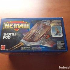 Figure Masters del Universo: HE-MAN, SHUTTE POD. Lote 235537685