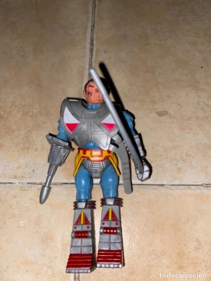 MUÑECOS BOOTLEG AÑOS 80 SPACE (Juguetes - Figuras de Acción - Master del Universo)