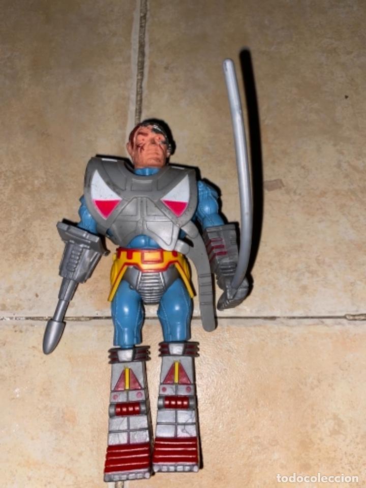 Figuras Masters del Universo: MUÑECOS BOOTLEG AÑOS 80 SPACE - Foto 2 - 236602850