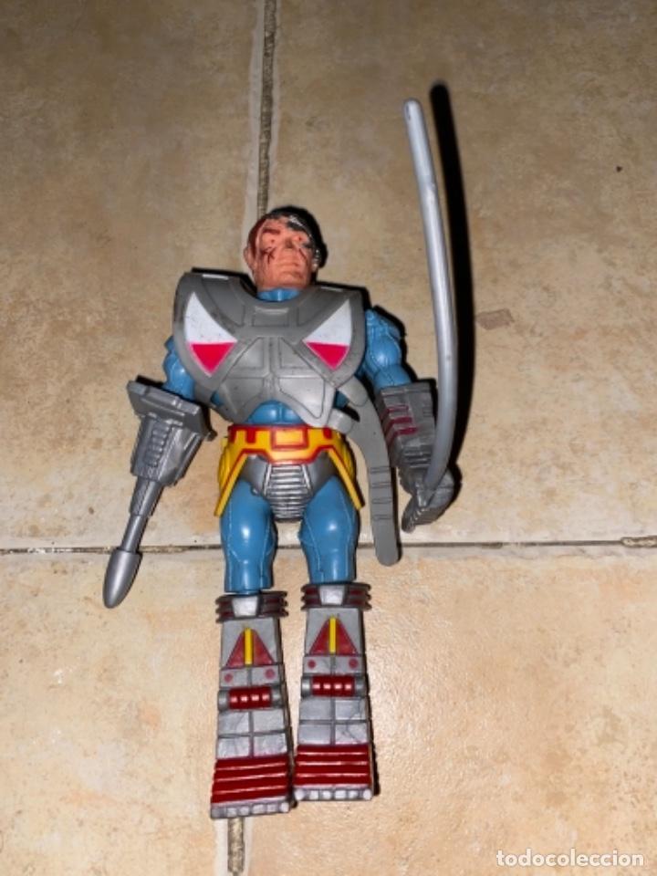 Figuras Masters del Universo: MUÑECOS BOOTLEG AÑOS 80 SPACE - Foto 3 - 236602850
