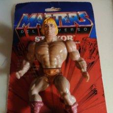 Figuras Masters del Universo: HE-MAN TAIWÁN MASTERS DEL UNIVERSO. Lote 236971000