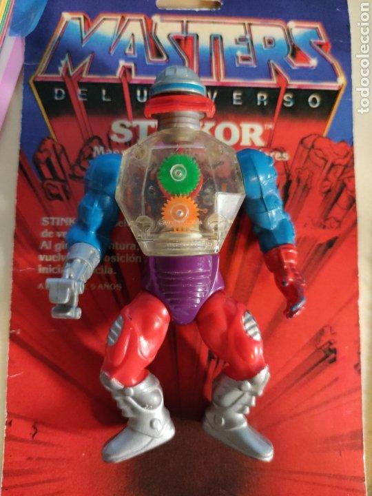ROBOTO MASTERS DEL UNIVERSO HEMAN MOTU MATTEL (Juguetes - Figuras de Acción - Master del Universo)
