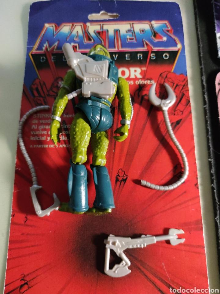 Figuras Masters del Universo: Slush head Kalamarr - Foto 2 - 237015130