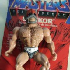 Figuras Masters del Universo: ZOADC TAIWÁN MASTERS DEL UNIVERSO HEMAN MOTU MATTEL. Lote 237020800