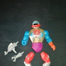 Figuras Masters del Universo: ROBOTO. 1984. FRANCE. MASTERS DEL UNIVERSO. MOTU.. Lote 241748480