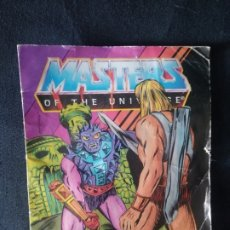 Figuras Masters del Universo: SPIKOR STRIKES. MINI COMIC MASTERS DEL UNIVERSO. 1984. MATTEL. MOTU. EN INGLÉS.. Lote 241922700