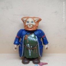 Figuras Masters del Universo: MOTU GWILDOR 1985 (NO COO) MATTEL COMPLETO. Lote 242163535