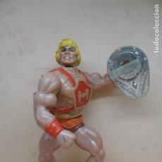 Figuras Masters del Universo: MOTU HE-MAN THUNDER PUNCH (PUÑO DE TRUENO) 1985 MATTEL SPAIN. Lote 242328405