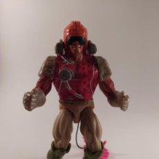Figuras Masters del Universo: MOTU HE-MAN NEW ADVENTURES MISSILE ARMOR FLIPSHOT ICARIUS - MASTERS OF UNIVERSE. Lote 243648275