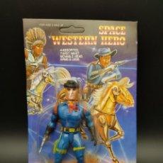 Figuras Masters del Universo: SPACE WESTERN HERO - KNOCK OFF MASTERS DEL UNIVERSO Y BRAVESTARR - BOOTLEG BIZARRIN. Lote 243666725
