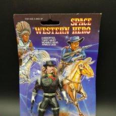 Figuras Masters del Universo: SPACE WESTERN HERO - KNOCK OFF MASTERS DEL UNIVERSO Y BRAVESTARR - BOOTLEG BIZARRON. Lote 243666840