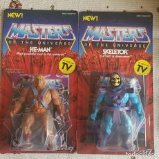 Figuras Masters del Universo: HE-MAN & SKELETOR SUPER7 WAVE 1 MOTU NEOVINTAGE MASTERS OF THE UNIVERSE SUPER7 HE-MAN NEW. Lote 243664330