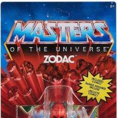 Figuras Masters del Universo: ZODAC MASTERS OF THE UNIVERSE ORIGINS MATTEL HE-MAN. Lote 244546235