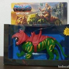 Figuras Masters del Universo: MASTERS DEL UNIVERSO ORIGINS BATTLE CAT MOTU ESPAÑOL. Lote 248234510