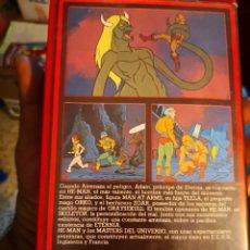 Figuras Masters del Universo: VHS HE-MAN Y LOS MASTERS DEL UNIVERSO. EL PRIMO DEL REY EL MAGO DE LA MONTAÑA VOLUMEN 14. Lote 252239095