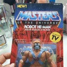 Figuras Masters del Universo: ROBOT HE-MAN SUPER7.. Lote 254627230