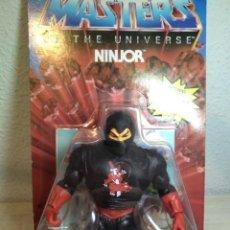 Figuras Masters del Universo: NINJOR MASTERS DEL UNIVERSO ORIGINS. Lote 256047935