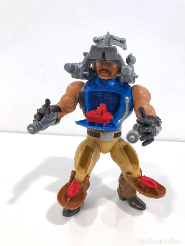 RIO BLAST COMPLETO 1985. MASTERS DEL UNIVERSO. RAFALOR. HE-MAN. (Juguetes - Figuras de Acción - Master del Universo)