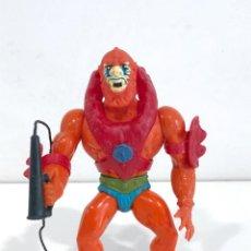 Figuras Masters del Universo: BEAST MAN 1981 FRANCIA COMPLETO. EXCELENTE ESTADO. MASTERS DEL UNIVERSO. MOTU. Lote 260061800