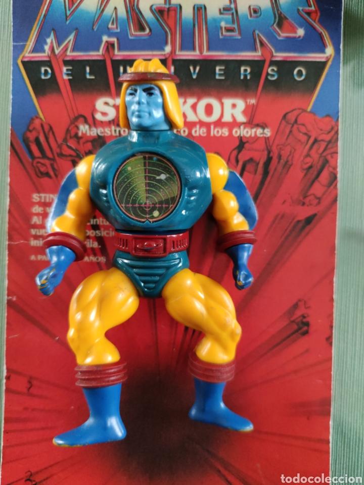 SYCLONE CICLONE MASTERS DEL UNIVERSO HEMAN MOTU MATTEL (Juguetes - Figuras de Acción - Master del Universo)