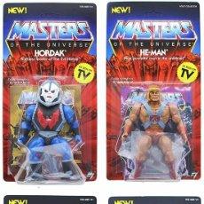 Figuras Os Masters do Universo: MOTU MASTERS OF THE UNIVERSE SUPER 7 VINTAGE HE-MAN, SKELETOR, HORDAK, SHE-RA. Lote 262249775
