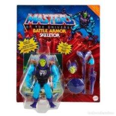 Figuras Masters del Universo: SKELETOR DELUXE FIGURA MASTERS OF THE UNIVERSE ORIGINS MATTEL. Lote 262544405