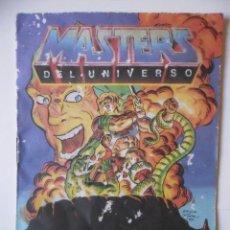 Figuras Masters del Universo: MASTERS DEL UNIVERSO EL REY DE LOS HOMBRES SERPIENTE MINI COMIC MATTEL ESPAÑA 1987. Lote 262553575