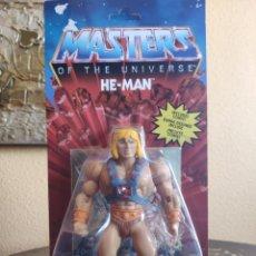 Figuras Masters del Universo: FIGURA ARTICULADA MASTERS OF THE UNIVERSE: HE-MAN (MATTEL). Lote 263029480