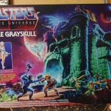 """Figuras Masters del Universo: MASTERS OF THE UNIVERSE: CASTLE """"CASTILLO"""" GRAYSKULL (MATTEL) (SIN ABRIR). Lote 263209635"""