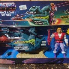 Figuras Masters del Universo: MASTERS OF THE UNIVERSE: PRINCE ADAM SKY SLED (MATTEL). Lote 263210840