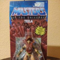 Figuras Masters del Universo: FIGURA ARTICULADA MASTERS OF THE UNIVERSE: TEELA (MATTEL). Lote 263210990