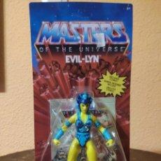 Figuras Masters del Universo: FIGURA ARTICULADA MASTERS OF THE UNIVERSE: EVIL-LYN (MATTEL). Lote 263211615