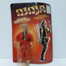 Figure Masters del Universo: BOOTLEG NINJA. Lote 264573254