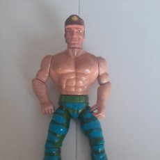 Figuras Masters del Universo: BOOTLEG MOTU MILITAR MUY RARO. Lote 266352748